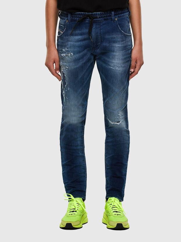 Krailey JoggJeans 069PL, Dunkelblau - Jeans