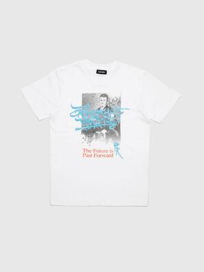 TJUSTYC, Weiß - T-Shirts und Tops