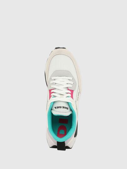 Diesel - S-TYCHE LOW CUT W, Weiss/Grau - Sneakers - Image 6
