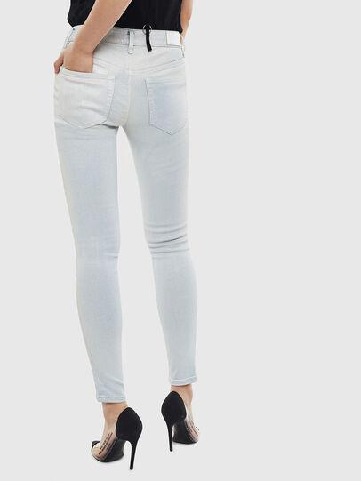 Diesel - Slandy 0099W, Hellblau - Jeans - Image 2