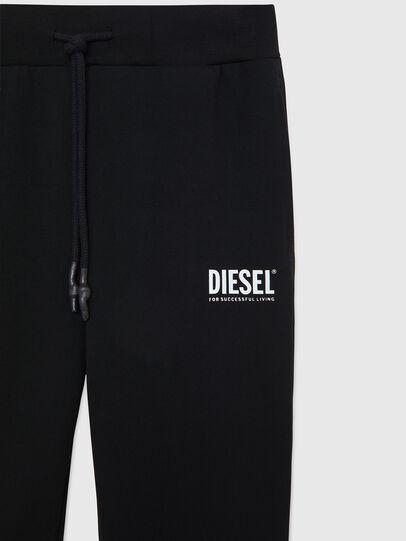 Diesel - UFLB-VICTADIA, Schwarz - Hosen - Image 3