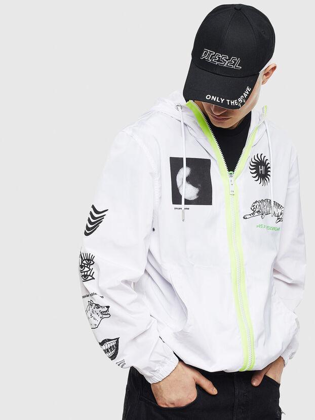J-HEAD, Weiß - Jacken