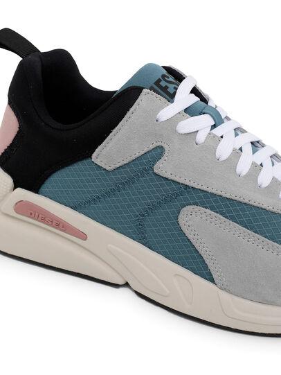 Diesel - S-SERENDIPITY LOW CU, Grau/Blau - Sneakers - Image 5
