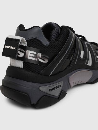 Diesel - S-KIPPER LOW TREK, Schwarz - Sneakers - Image 7