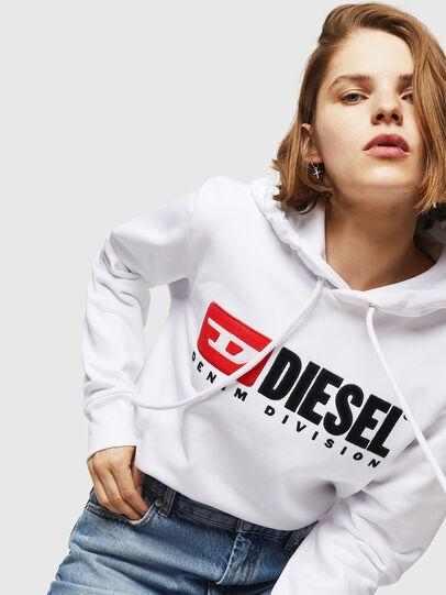Diesel - F-GIR-HOOD-DIVISION-,  - Sweatshirts - Image 3