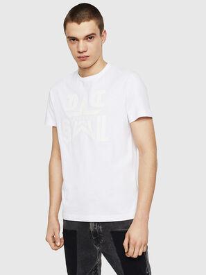 T-DIEGO-A8, Weiß - T-Shirts