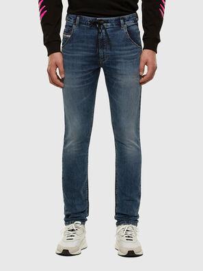 Krooley JoggJeans 069NL, Mittelblau - Jeans