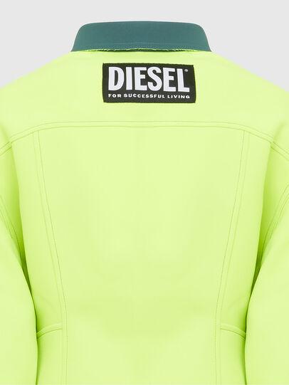 Diesel - G-ALBA, Wassergrün - Jacken - Image 8