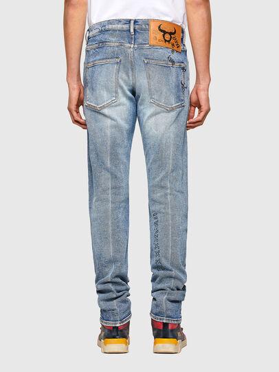 Diesel - D-Kras 009VW, Hellblau - Jeans - Image 2