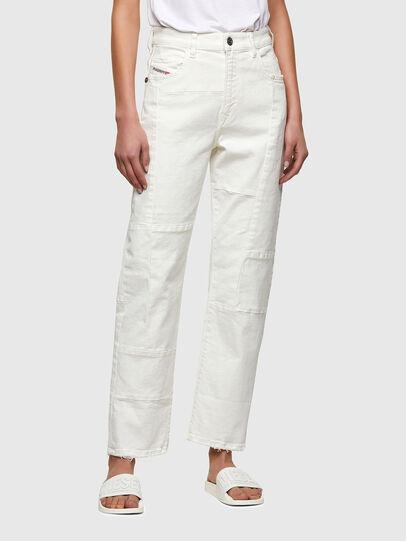 Diesel - D-Reggy 009UL, Weiß - Jeans - Image 1