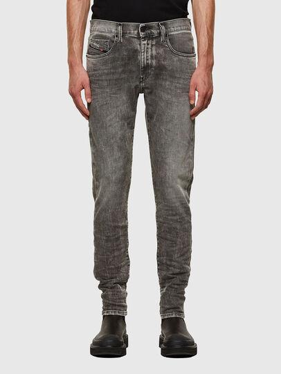 Diesel - D-Strukt 009KA, Hellgrau - Jeans - Image 1