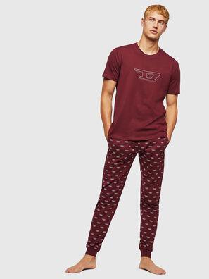 UMSET-JAKE-JULIO, Bordeauxrot - Pyjamas