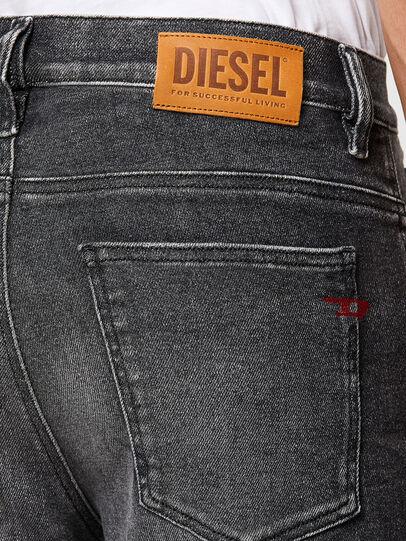 Diesel - D-Istort 009EX, Schwarz/Dunkelgrau - Jeans - Image 4