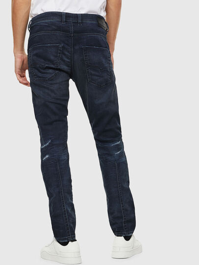 Diesel - Krooley JoggJeans 069KB, Dunkelblau - Jeans - Image 2