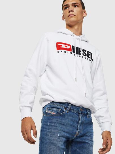 Diesel - Safado 083AX, Hellblau - Jeans - Image 4