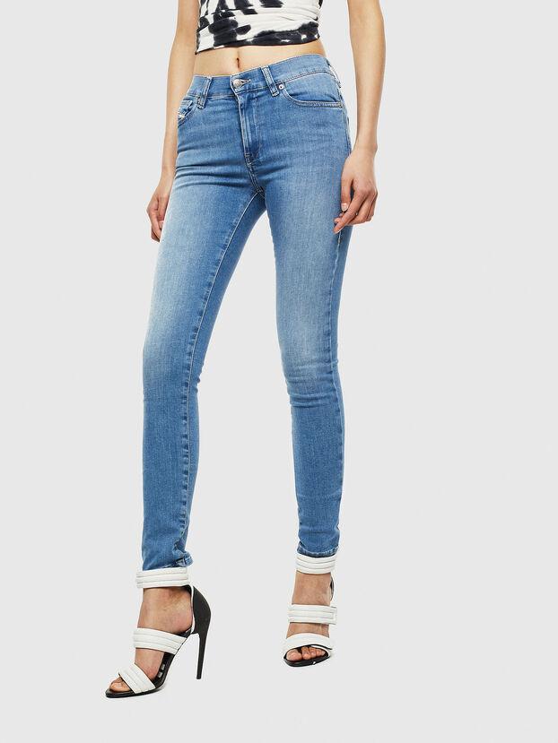 D-Roisin 0094X, Hellblau - Jeans
