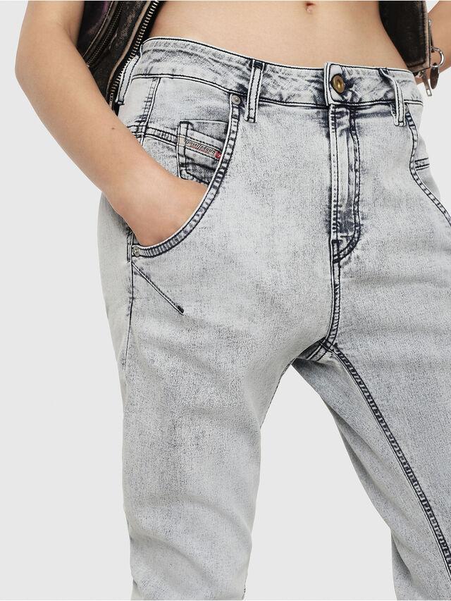 Diesel - Fayza JoggJeans 069FE, Hellblau - Jeans - Image 3