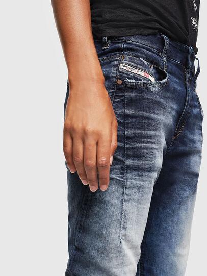 Diesel - FAYZA JoggJeans® 069KD, Dunkelblau - Jeans - Image 3