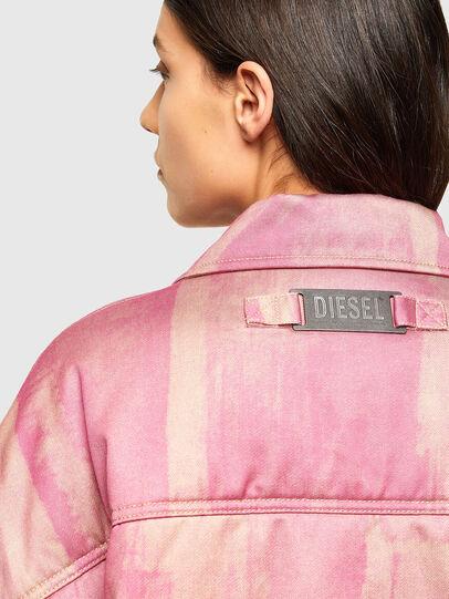 Diesel - G-SOJO, Rosa - Jacken - Image 5