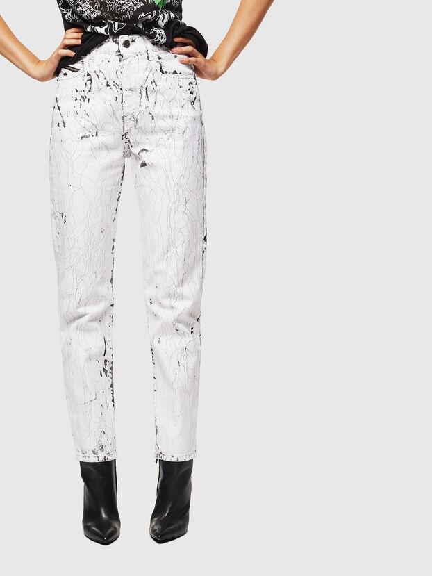 D-Eiselle 069JJ, Weiß - Jeans