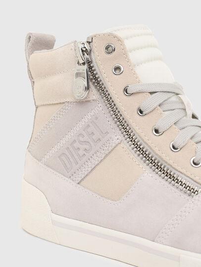 Diesel - S-DVELOWS MID CUT, Rosa - Sneakers - Image 4