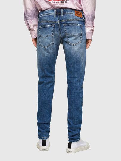 Diesel - Sleenker 009PN, Mittelblau - Jeans - Image 2