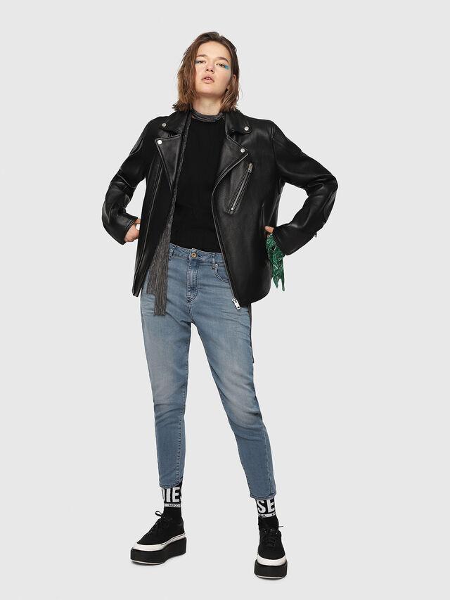 Diesel - Candys JoggJeans 069FF, Hellblau - Jeans - Image 6