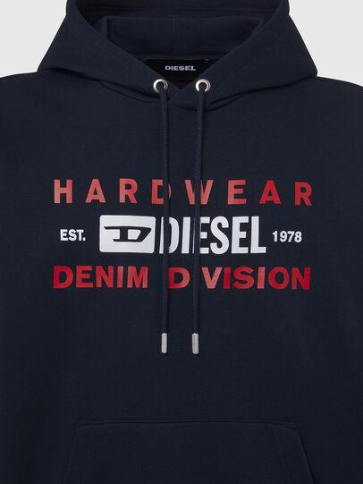Diesel - S-GIRK-HOOD-K20,  - Sweatshirts - Image 3