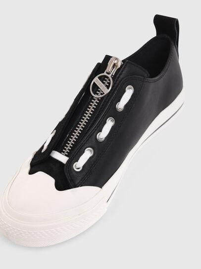 Diesel - S-ASTICO LZIP W, Schwarz - Sneakers - Image 5