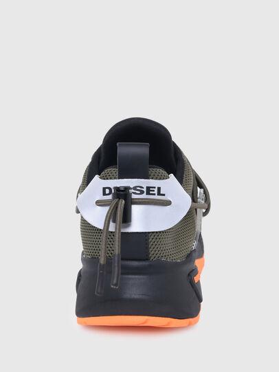 Diesel - S-KB UP LACE, Armeegrün - Sneakers - Image 6