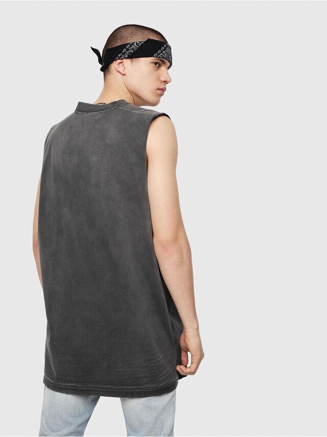 Diesel - T-MINOLESS, Schwarz - T-Shirts - Image 2