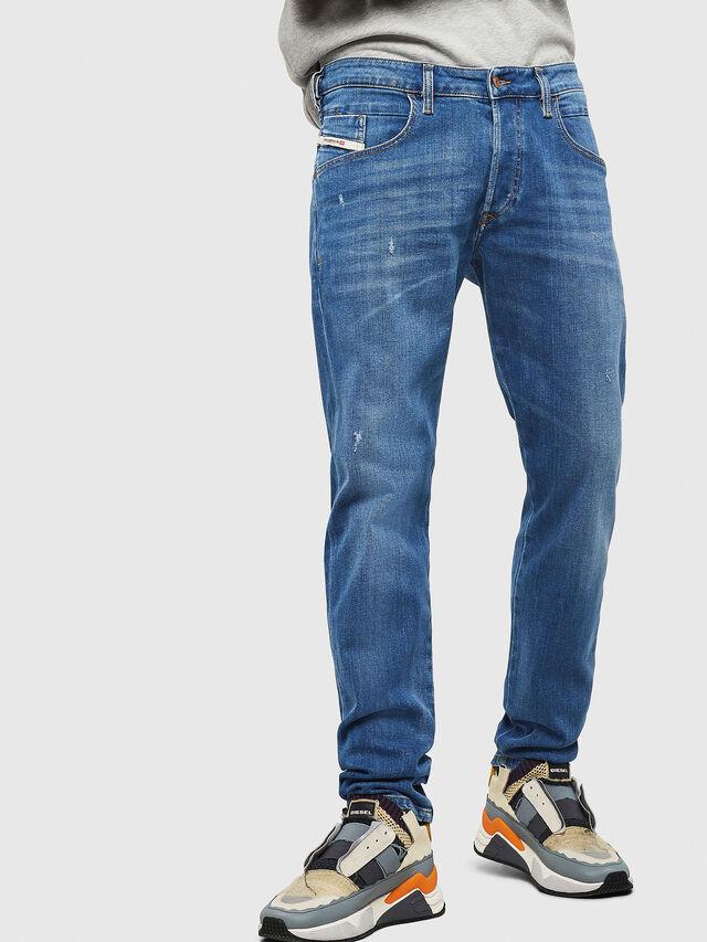 Diesel - D-Bazer 083AX, Hellblau - Jeans - Image 1