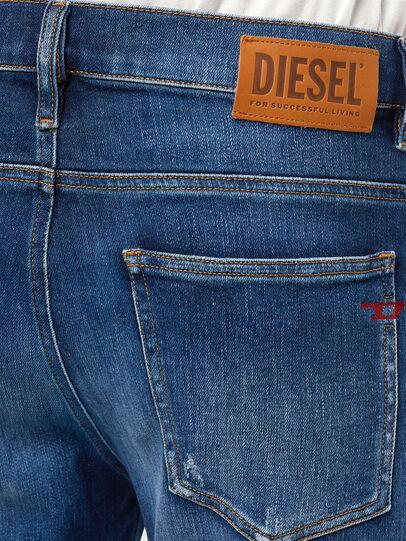 Diesel - D-Istort 009CX, Mittelblau - Jeans - Image 5