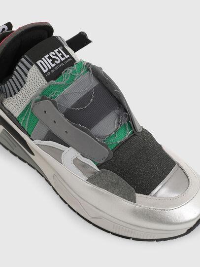 Diesel - S-BRENTHA DEC, Grau - Sneakers - Image 4