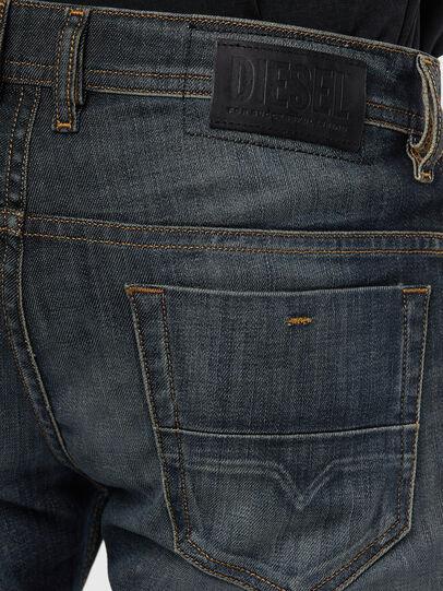 Diesel - Thommer 009EP, Dunkelblau - Jeans - Image 4