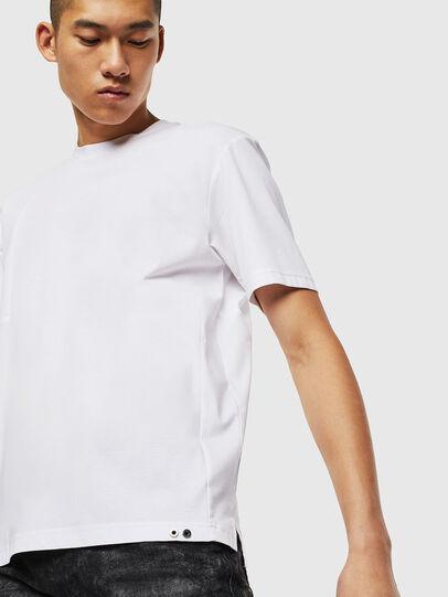 Diesel - T-TOMI, Weiß - T-Shirts - Image 4