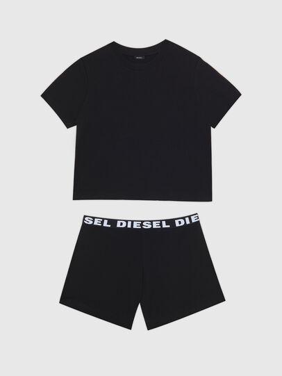 Diesel - UFSET-PIJIMMY, Schwarz - Pyjamas - Image 1