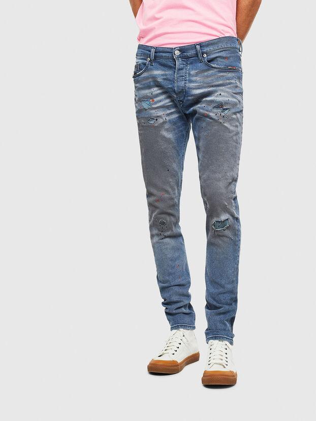 Tepphar 009BN, Mittelblau - Jeans