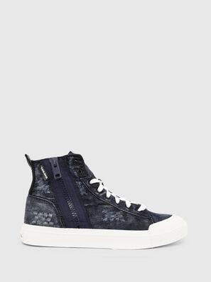 S-ASTICO MID ZIP, Blau - Sneakers