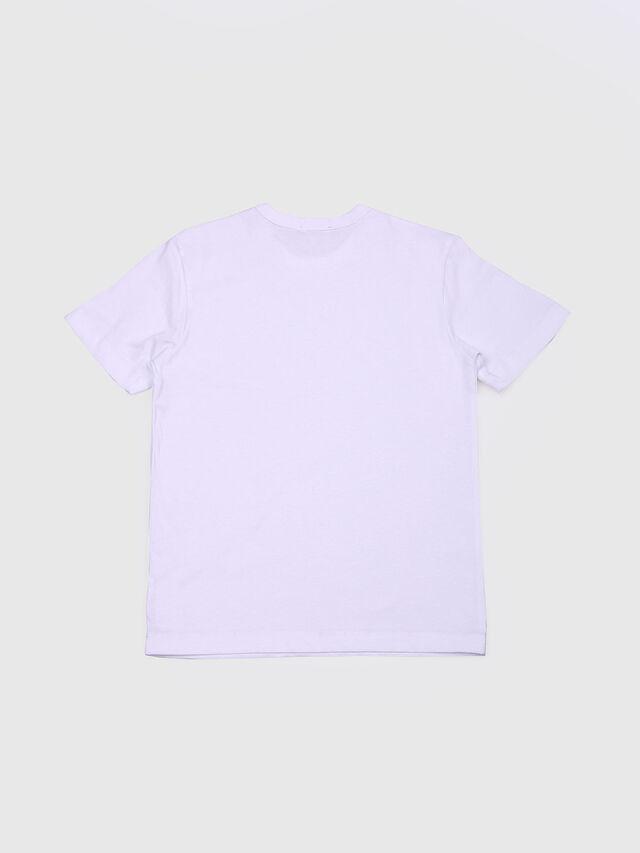 Diesel - TOCLE, Weiß - T-Shirts und Tops - Image 2