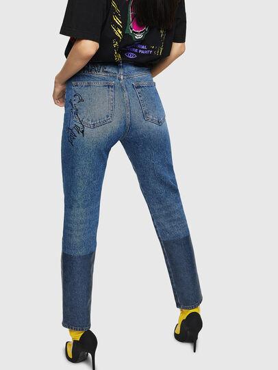 Diesel - D-Eiselle 0078T, Hellblau - Jeans - Image 2
