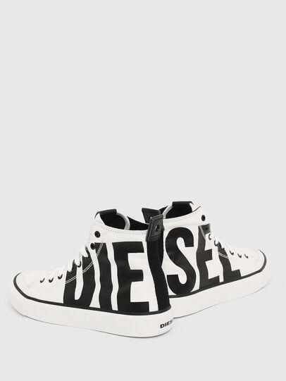 Diesel - S-ASTICO MC W, Weiß/Schwarz - Sneakers - Image 4