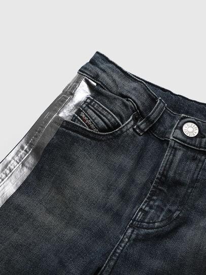 Diesel - BABHILA-J, Mittelblau - Jeans - Image 3