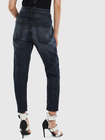 Diesel - FAYZA JoggJeans® 069MD, Dunkelblau - Jeans - Image 2
