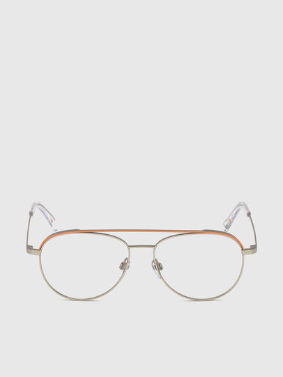 Diesel - DL5305, Orange - Korrekturbrille - Image 1