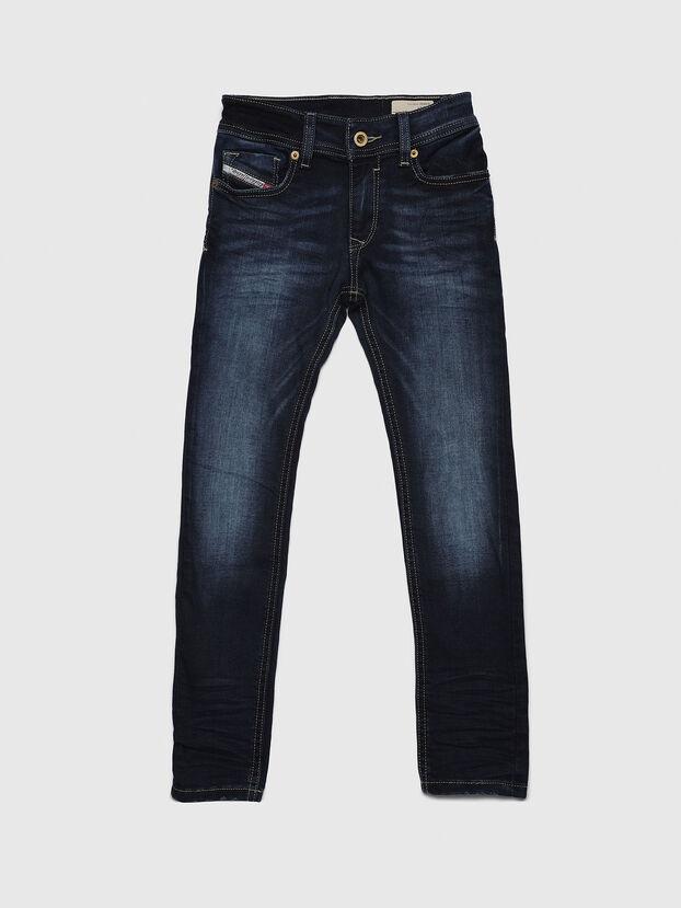 SLEENKER-J-N, Dunkelblau - Jeans