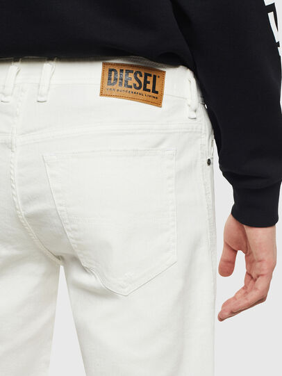 Diesel - THOSHORT, Weiß - Kurze Hosen - Image 4