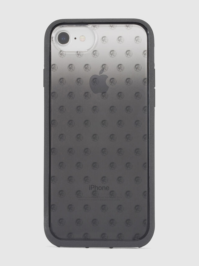 Diesel MOHICAN HEAD DOTS BLACK IPHONE 8/7/6s/6 CASE, Schwarz - Schutzhüllen - Image 2