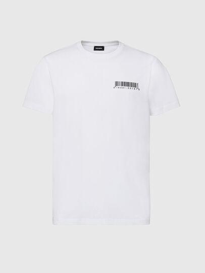 Diesel - T-DIEGOS-X67, Weiß - T-Shirts - Image 1