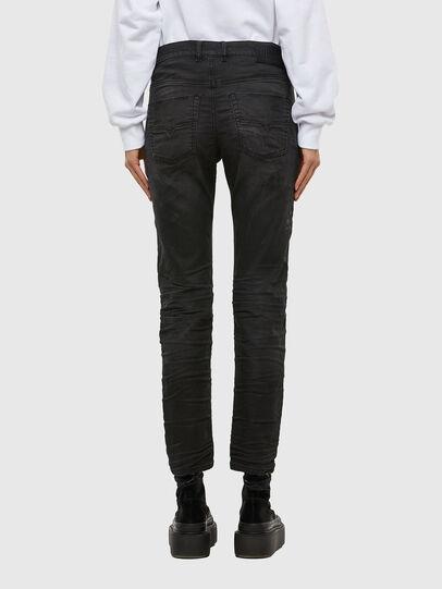 Diesel - KRAILEY JoggJeans® 069QL, Schwarz/Dunkelgrau - Jeans - Image 2